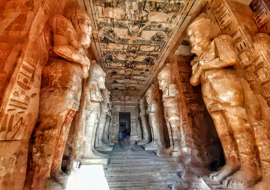 African Tour in Egypt - Abu Simbel.