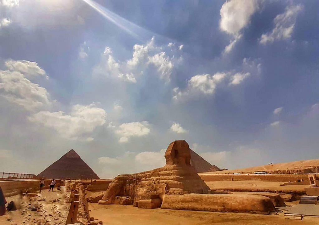 Egypt tour. 2 weeks, pyramids, hurghada tour and more