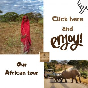 Best places to visit in Africa.