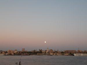 Cairo to Aswan.