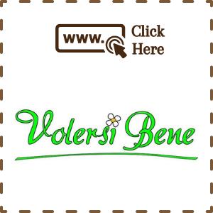 Volersi bene- web site design